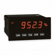 PAXP : Digital display 0...10V or 4..20mA inputs