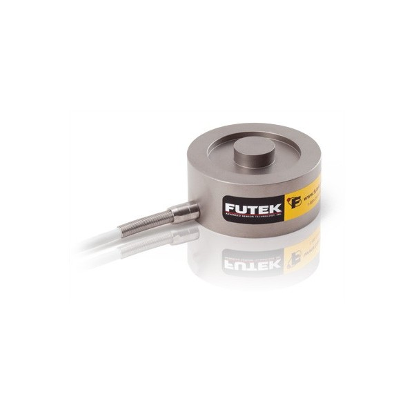 LLB500: Compression Load Button Load Cell from 0 to 15000, ..., 50000 Lb
