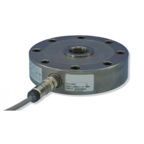 SM5813 : Tension and Compression Pancake Load Cell +/- 3 ... +/- 3000 KN