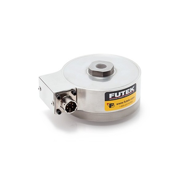 LCF400: Tension Compression Pancake Load Cell +/-250 Lb to +/-5000Lb