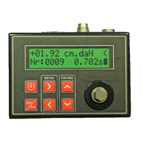 SME520 : Digital torque tester for power or pneumatic screwdriver