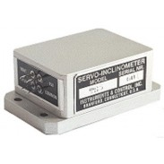 SM-TS : Servo Inclinometer Mono-axis