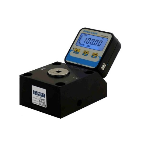 SMBT : Digital torquemeter for torque wrench and screwdrivers calibration
