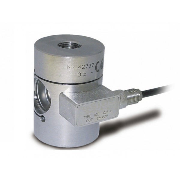 SM-TCEAMP : High capacity Tension Compression Load Cell up to 20T - Amplified output.