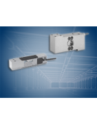 Single point weighing cell