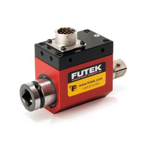 TRD605 : Capteur de couple rotatif sans contact à entrainement  carré de +/- 12 ... 1000 Nm - Codeur incorporé