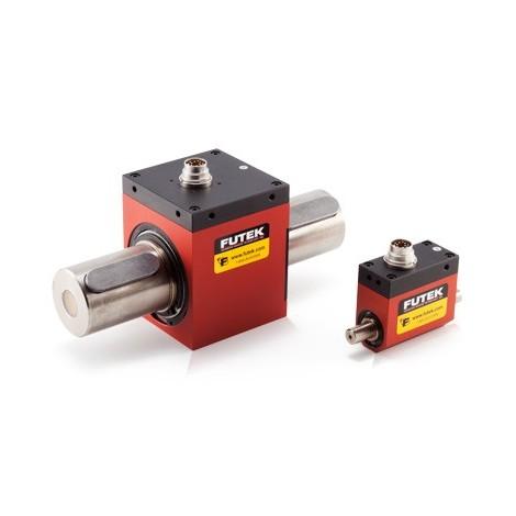 TRS605 : Capteur de couple rotatif sans contact à entrainement  rond de +/- 1 ... +/- 1000 Nm - codeur incorporé