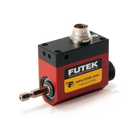 TRH605 : Capteur de couple rotatif sans contact à entrainement  hexagonal de +/- 0.5 ... +/- 18 Nm - codeur incorporé