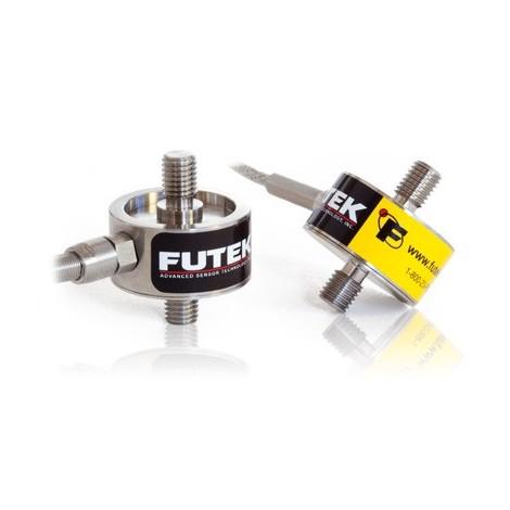 LCM300 : Capteur de force miniature en traction compression de  +/- 50 Lb, ... , +/- 10000 Lb ( de 100 N à 45 KN)