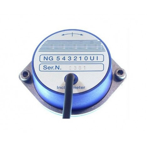 SM-NG : Inclinomètre mono axe haute précision - sortie mV/°