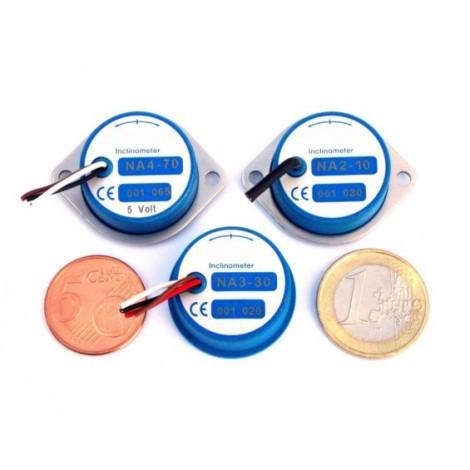 SM-NA : Inclinomètre miniature sortie 0...5V