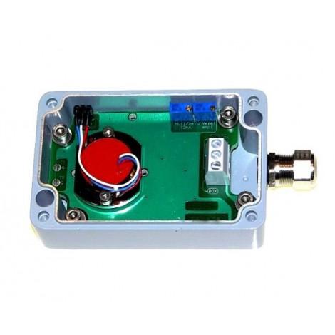 SM-1i : Boitier inclinomètre / accéléromètre IP67 mono axe sortie 4...20 mA