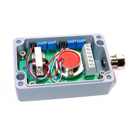 SM2i: Sensor box (2-axis Inclinometer) - Output signal 4-20mA