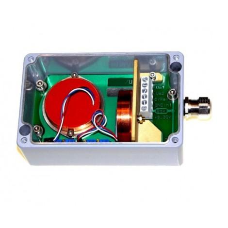 SM2U : Boitier IP67 inclinomètre 2 axes sortie 0...5V