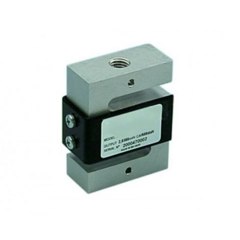 SM5424 : Capteur de force en S en traction compression - +/-10 Kg ... 1 Tonne
