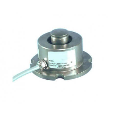 SM1182 : Low profil compression load cell from 0 to 300 Kg, ..., 20 Tonnes