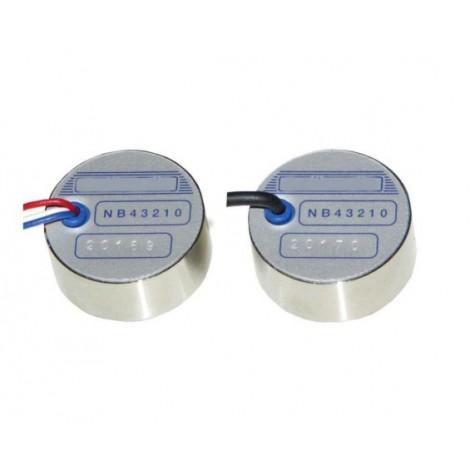 SM-B : Accéléromètre capacitif à électronique intégré - +/- 3, 10, 50 g