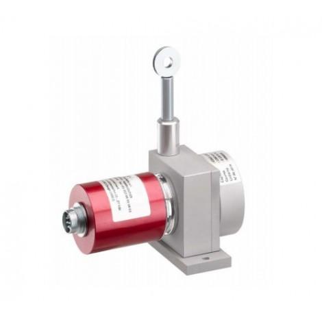 SMCD80 : Capteur de déplacement à câble de 0 à 2000 mm.