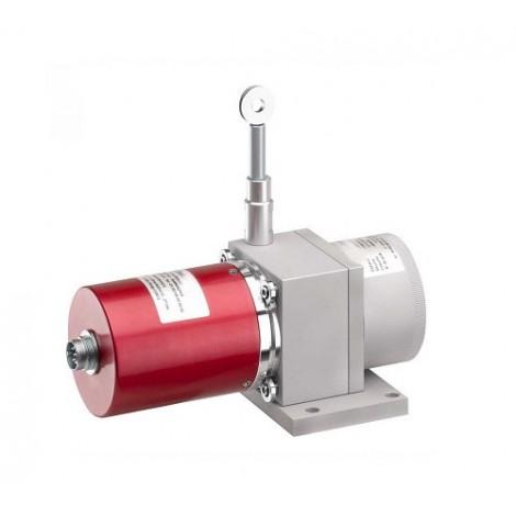 SMCD60 : Capteur de déplacement à câble de 0 à 1500 mm.