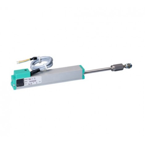 PA1 : Linear position sensor from 0 to 25, ..., 150 mm.