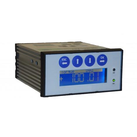 PAXNCT : Digital display for torque sensors SM2000, 3000 and 4000