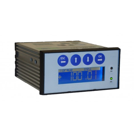 PAXNCT : Indicateur numérique pour capteur de couple série SM2000, 3000, 4000