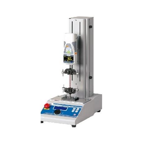 MX2-500 : Banc de test de force motorisé vertical avec compteur et timer.