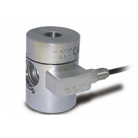 SM-TCEAMP : Capteur de force en traction et compression +/- 350 Kg, ..., 20 Tonnes - Sortie amplifiée