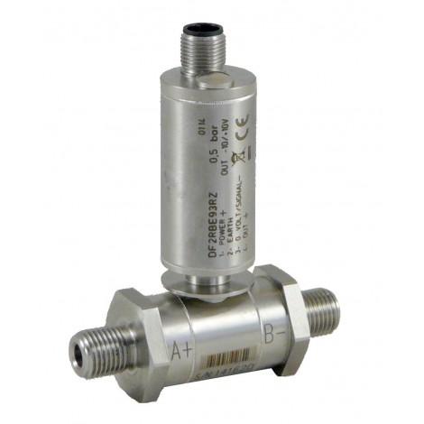 SM-DF2R : Capteur de pression différentielle de 100 mbar à 2 bar