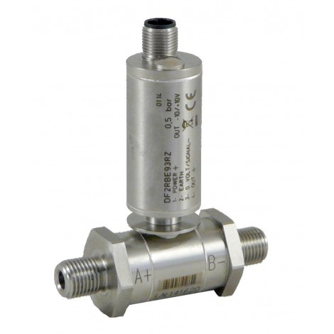SM-DF2R : Differential pressure transducers from 100 mbar to 2 bars