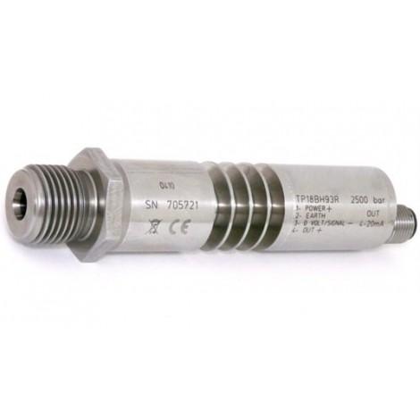 SM-TP18 : Capteur de pression haute temperature de 5  ..., 2500 bars
