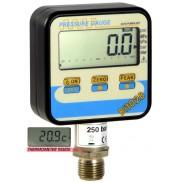 SM-BIT02B: Manomètre digital de 1 à 2000 bar -  Temperature