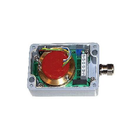SBS-1U : Boitier servo inclinomètre mono axe sortie 5V.
