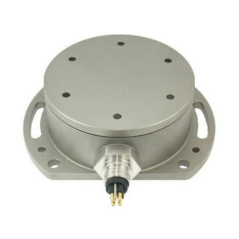 XB1 : Boitier inclinomètre / accéléromètre immergeable IP68 mono axe sortie 0...5 V ou 4...20 mA