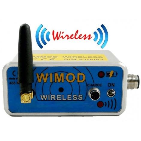 SM-WIMOD : Transmetteur sans fils radio pour capteur de force, couple, pression.
