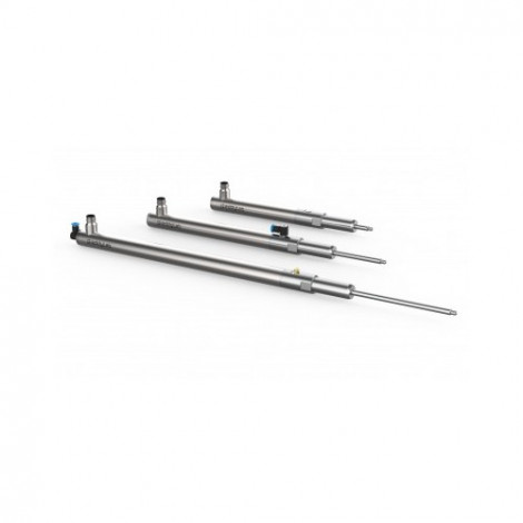 SLT - EDDYLAB :  LVDT inductive sensors with spring loaded and air actuated versions from 10, ..., 300mm.