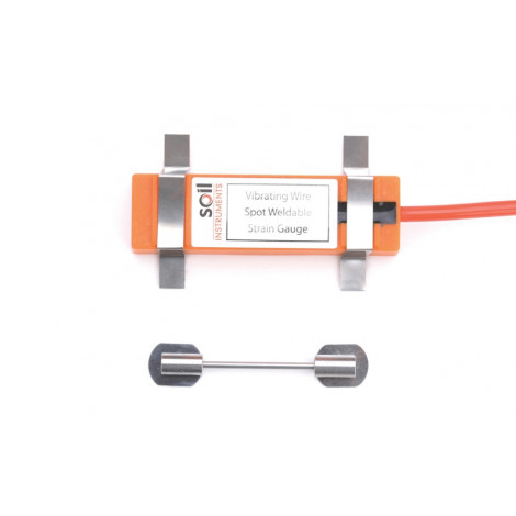 ST1  Vibrating Wire Spot Weldable Strain Gauge