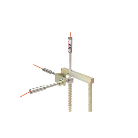 J3 Fissuromètre triaxe à corde vibrante