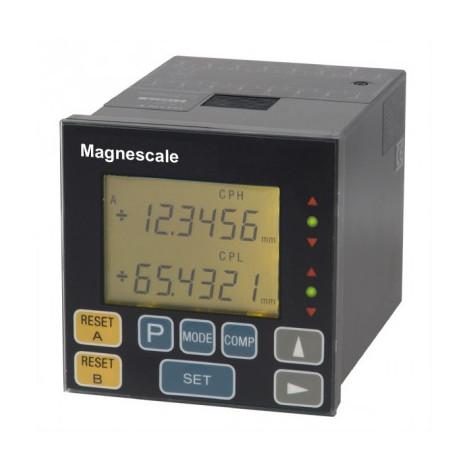 MAGNESCALE digital counter for digital gauges Series LT10A, LT11A, LT30