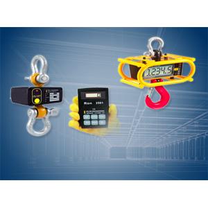 Crane scales , Dynamometers