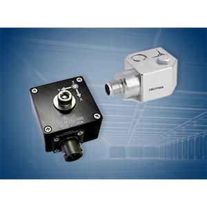 Capteur laser de deplacement