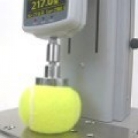 Ball hardness test